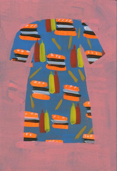 Sandra Wang and Crockett Bodelson SCUBA, 'Eating While Dressing', 2015