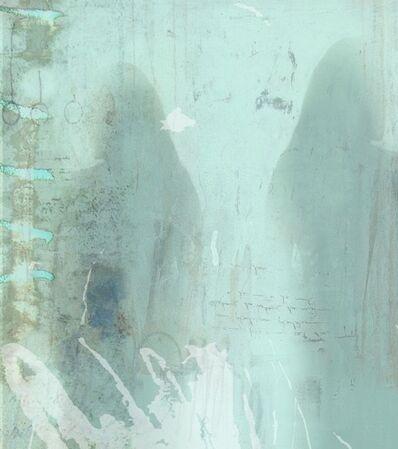 Michelle Y Williams, 'her - aquamarine', 2019