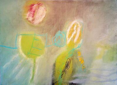 Ulla Neigenfind, 'Enigma: Crimson, Green, Turquoise', 2015