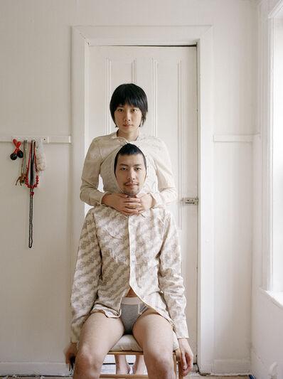 Pixy Yijun Liao, 'Try to live like a pair of Siamese twins II', 2009