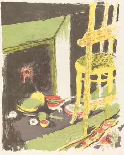 Édouard Vuillard, 'The Hearth (L'atre)', 1899