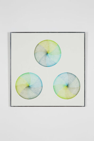 Judy Chicago, 'Dome Drawing #4', 1968
