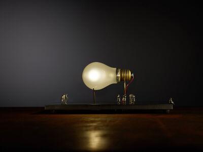 Ingo Maurer, 'I Ricchi Poveri – Monument for a Bulb', 2014