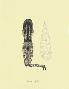 Elsa Mora, 'Giant Tear', 2011