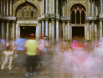 Michael Wesely, 'Palazzo Ducale, Venezia (16.24-16.29 UHr, 1.6.2009)', 2009