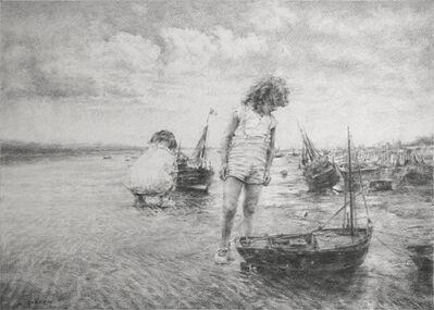 Concha Martínez Barreto, 'Series 'El viaje'', 2018
