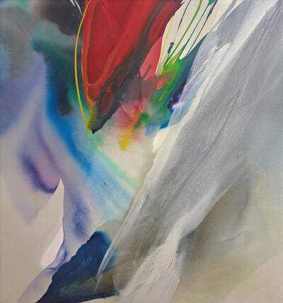 Paul Jenkins, 'Phenomena Spectrum Hour Glass', 1971