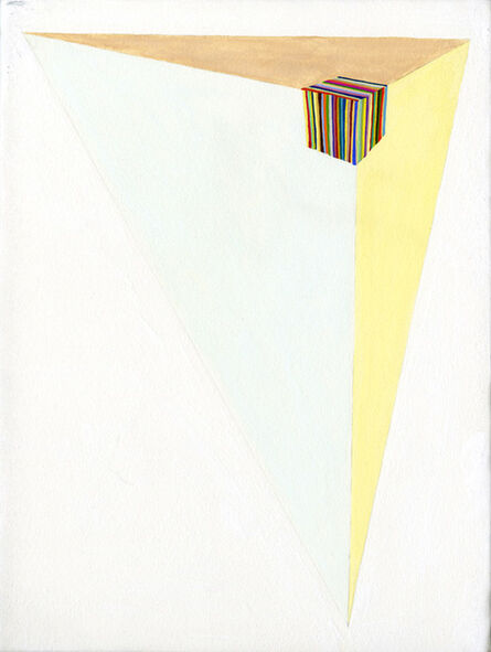 Carrie Marill, 'Traxial Perspective ', 2008