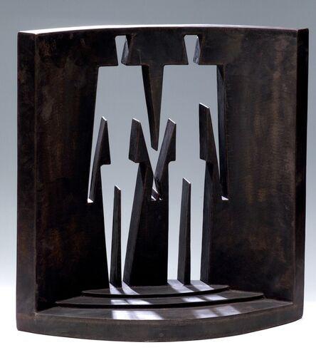 Johannes Von Stumm, 'Couple Holding Hands', 2004