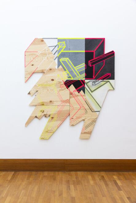 Roman Lang, 'ZIL', 2019