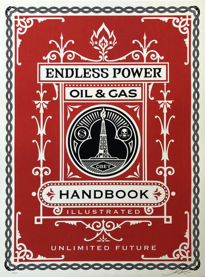 Shepard Fairey, 'Endless Power Handbook', 2015