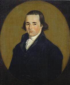 William Jennys, 'Asa Benjamin', 1795