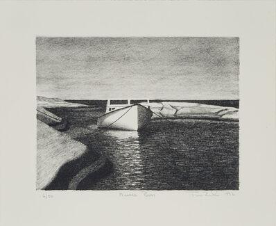 Tim Zuck, 'Moored Boat', 1992
