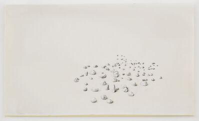 Miriam de Búrca, 'Cluster I: 1950', 2018