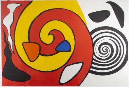Alexander Calder, 'Spirale Et Turban (1975)', 1975