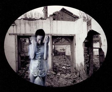 Lin Tianmiao & Wang Gongxin, 'Here ? or There ? N°13', 2002