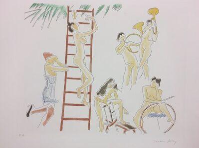 Man Ray, 'Le Concert', 1970