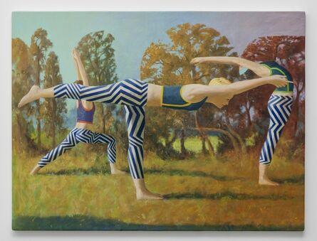 Benjamin Senior, 'Balancing Sticks (large)', 2013