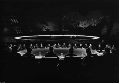 Stanley Kubrick, 'Dr. Strangelove or: How I Learned to Stop Worrying and Love the Bomb, directed by Stanley Kubrick (GB/United States; 1963-64). ', 1963-1964