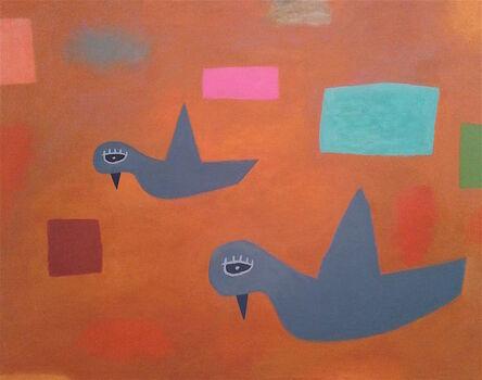Todd McKie, 'Birds in Flight', 2018