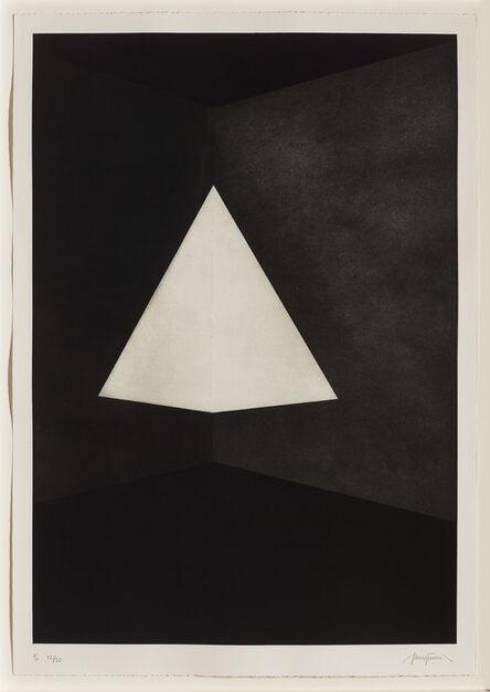 James Turrell, 'Raethro', 1989-1990