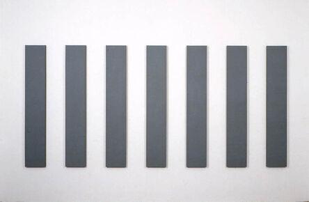 Alan Charlton, 'Equal painting', 1999
