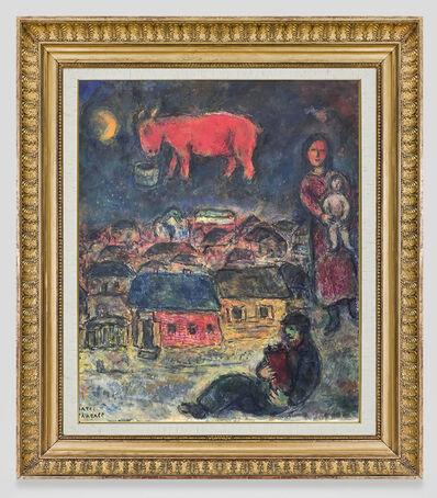 Marc Chagall, 'La nuit', 1974