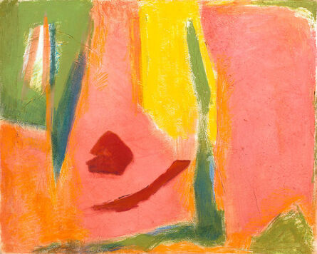 Esteban Vicente, 'UNTITLED', 1993