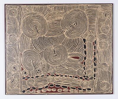 Tjawina Porter, 'Untitled (AETPN25SY)', ca. 2010