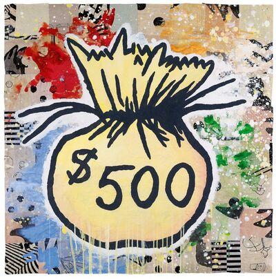 Donald Baechler, 'Money', 2006