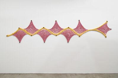 Ernesto Neto, 'YoyoVibeSerptentLight a', 2016