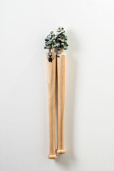 Tal Frank, 'Baseball Bat', 2012