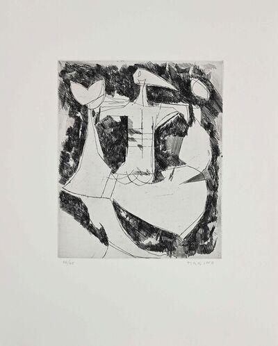 Marino Marini, 'Composition - I', 1956