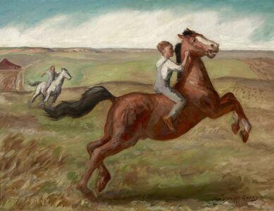 John Steuart Curry, 'Spring Morning', 1932
