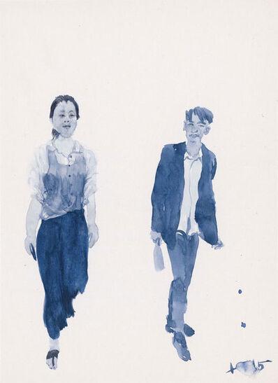 Liu Xiaodong, 'Blue 11', 2015