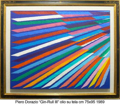 Piero Dorazio, 'Gin Rull III', 1989