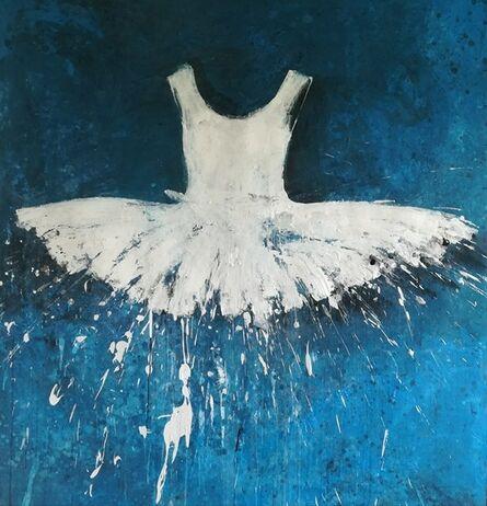 Ewa Bathelier, 'Sea tutu'', 2017