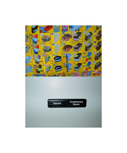 Jory Hull, 'Twin Infinitive 9642', 2012