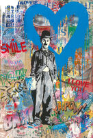 Mr. Brainwash, 'Chaplin ', 2020