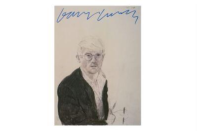 David Hockney, 'Self Portrait'