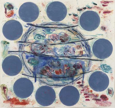 Joan Snyder, '33 Madrigals II', 2001