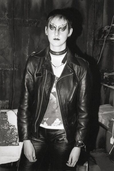 Sheila Rock, 'Bat Eyes', 1977