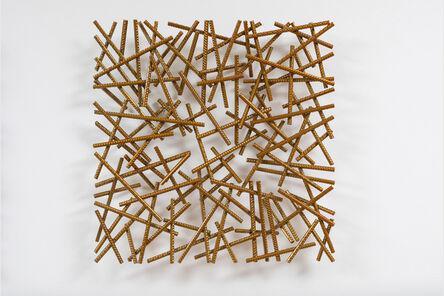 Christine Liebich, 'Maze Moderate Gold', 2020