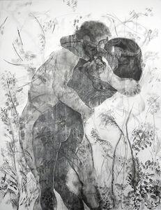 John Simpson, 'The Embrace', 2017
