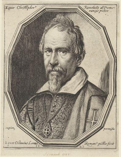 Ottavio Leoni, 'Cristoforo Roncalli', 1623