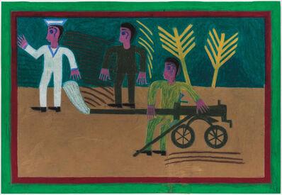 eddie arning, 'Untitled ', 1968-1970