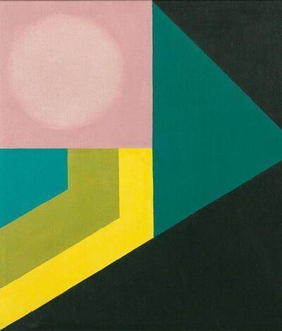 Takao Tanabe, 'Oozoa Pink', 1964