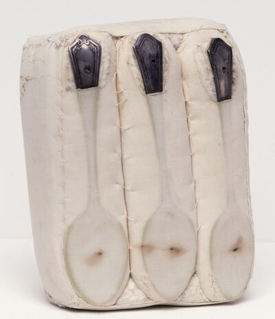 Janice Redman, 'Covert Utility Series (Three in a Bed)', 2002