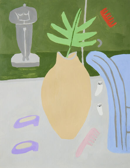 Lilian Martinez, 'Garden View', 2018