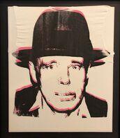 Andy Warhol, 'Joseph Beuys - TShirt', ca. 1980